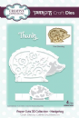 Creative Expressions Paper Cuts 3D Collection Hedgehog Craft Die